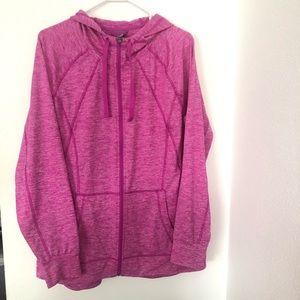 C9 by champion  Zip up hoodie size xxl pink
